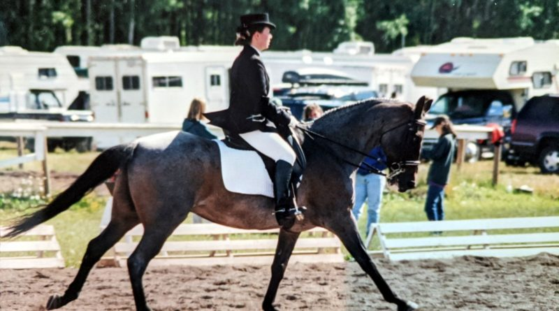 Northern Saddle Club Hosts Dressage Show