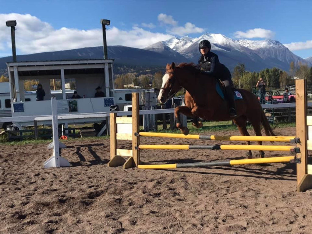 Fall Jumping Show 2019