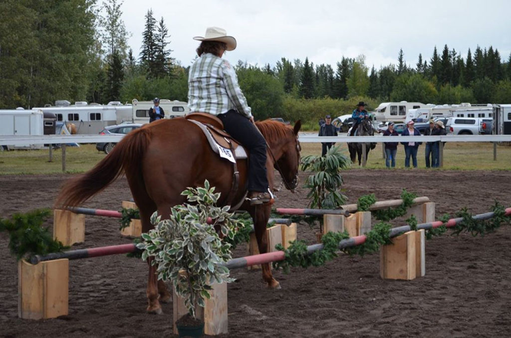 NSC Cowboy Classic Competition