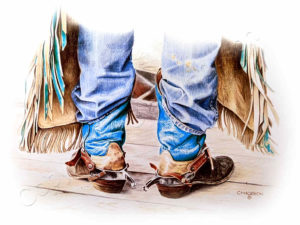 Equine Artists in Smithers BC