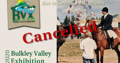 2020 BVX has been cancelled