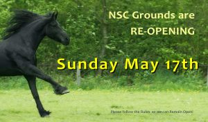 NSC Grounds are Re-Opening
