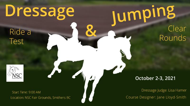 NSC Dressage & Jumping weekend